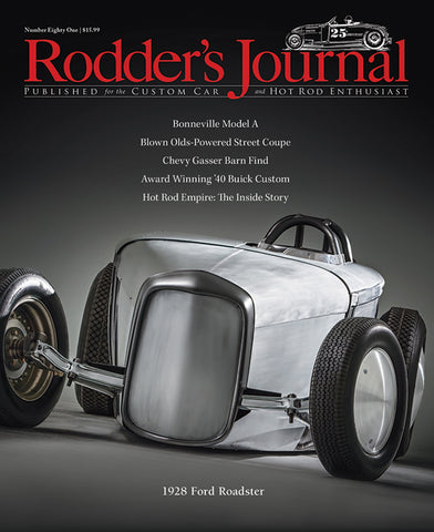 Rodders Journal #81