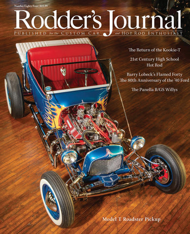 Rodders Journal #84