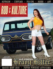 Traditional Rod and Kulture Illustrated Magazine #46