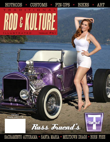 Traditional Rod and Kulture Illustrated Magazine #51