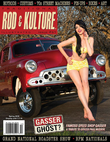 Traditional Rod and Kulture Illustrated Magazine #57