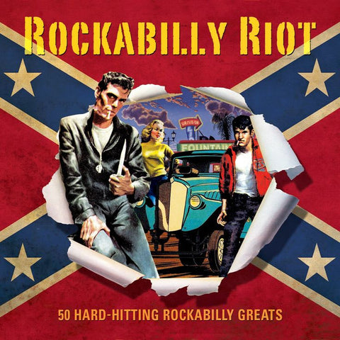 Rockabilly Riot 2CD Set