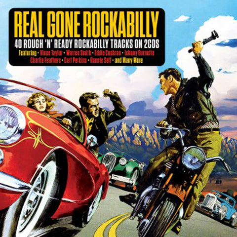 Real Gone Rockabilly 2CD Set