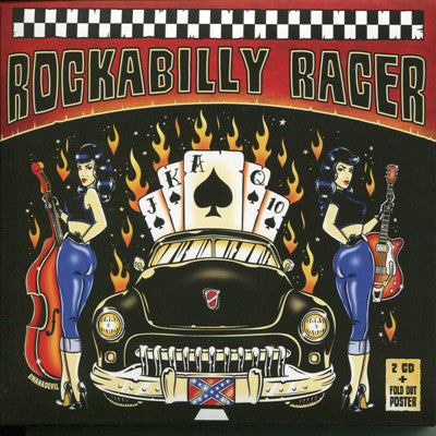 Rockabilly Racer 2CD set