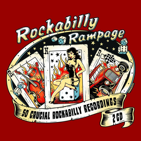 Rockabilly Rampage 2CD Set