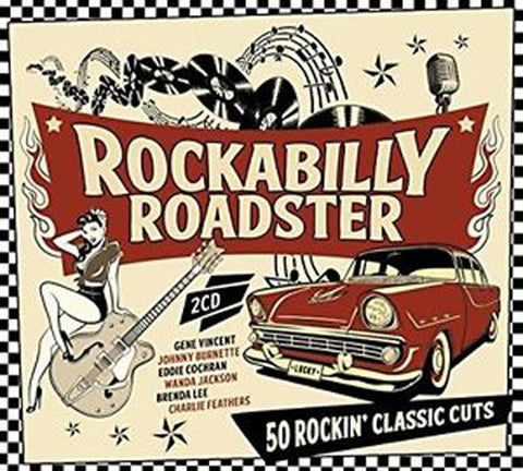 Rockabilly Roadster 2CD Set
