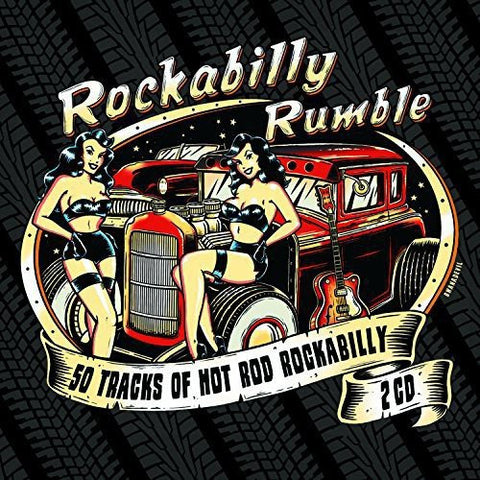 Rockabilly Rumble 2CD set