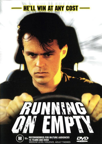 Running on Empty DVD