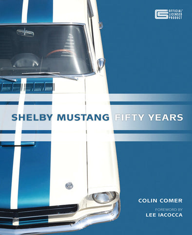 Shelby Mustang 50 Years