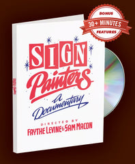 Sign Painters DVD (Director's Edition)