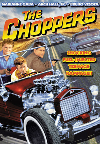 THE CHOPPERS (1961) DVD