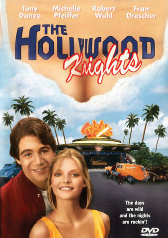 The Hollywood Knights DVD