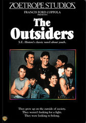 The Outsiders (1983) DVD