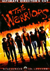 The Warriors (1979) DVD