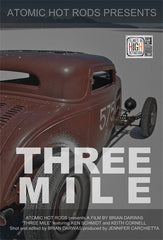 Three Mile DVD
