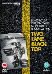 Two Lane Blacktop DVD