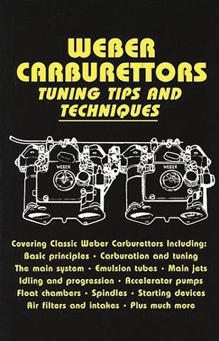 Weber Carburettors: Tuning Tips and Techniques