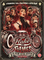 Flake and Flames DVD