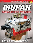 Mopar Small Block Engines; HTB Max Performance