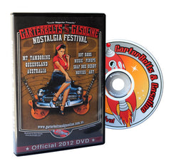 GarterBelts & Gasoline 2012 DVD