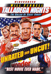 Talladega Nights: The Ballad of Ricky Bobby (2006) DVD