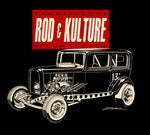 Traditional Rod & Kulture Illustrated 'Gasser' Tee