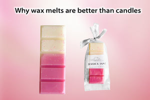 Why wax melts are better than candles- An ultimate guide