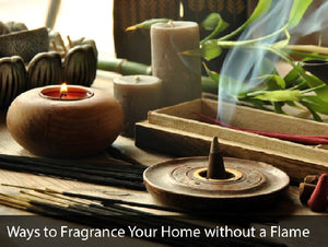 Ways to Fragrance Your Home without a Flame