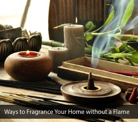Ways to Fragrance Your Home