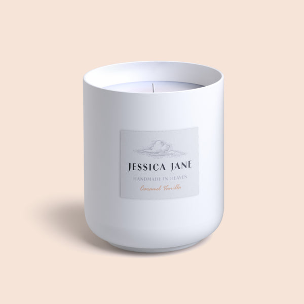 Caramel Vanilla - Jessica Jane Candles