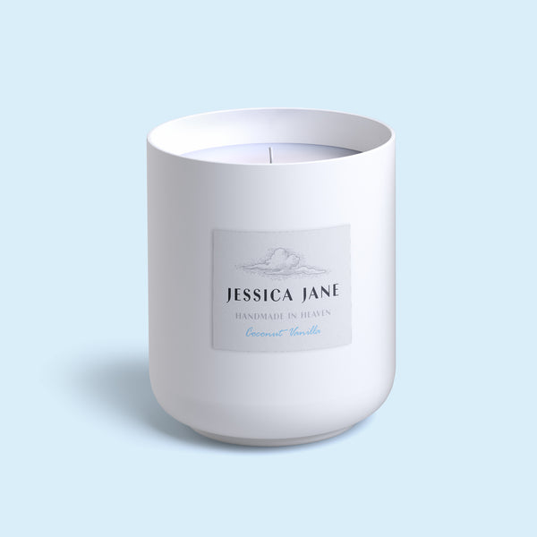 Coconut Vanilla - Jessica Jane Candles