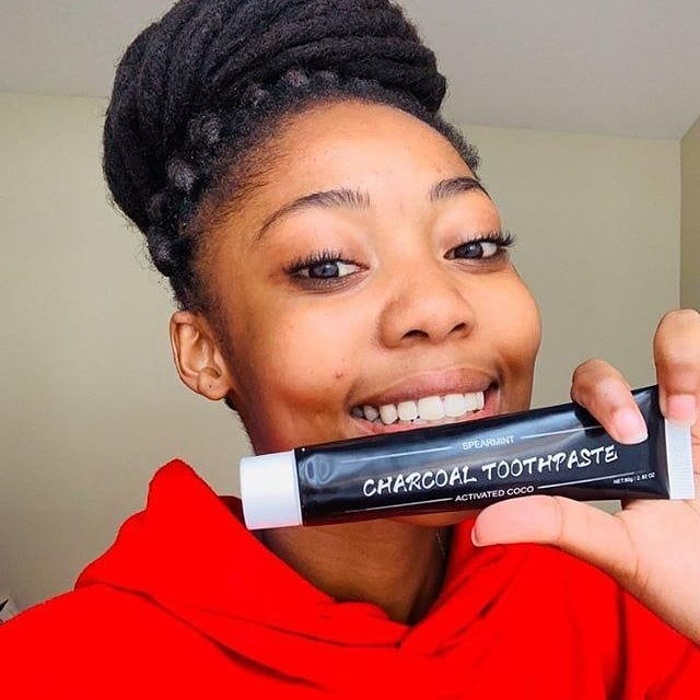 The Ultimate Activated Charcoal Package - Beauty Coco Teeth Whitening Activated Charcoal Dental Hygiene