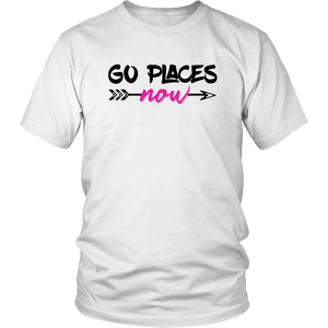 Go Places Now Signature T-Shirt