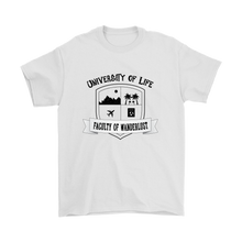 Load image into Gallery viewer, University of Life - Men's T-Shirt (white)