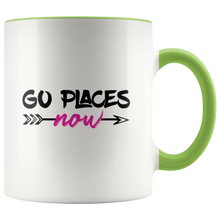 Load image into Gallery viewer, Go Places Now Logo Mug