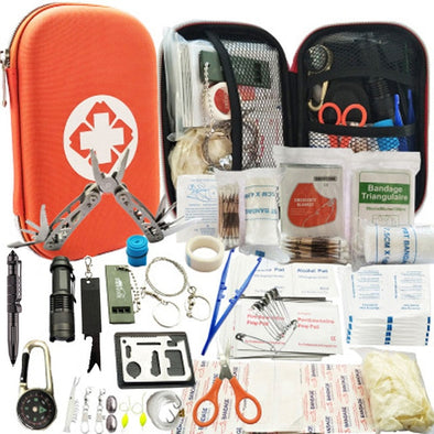 80-IN-1 First Aid Kit