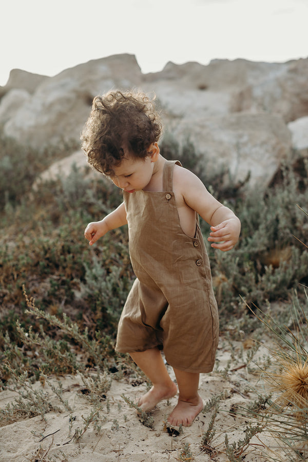 August Overalls | Golden Harvest