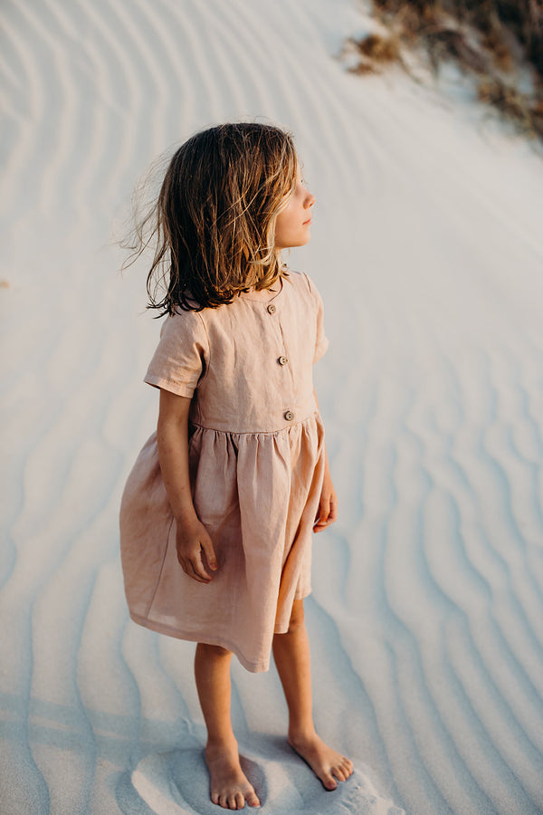 Dakota Dress | Rosewater