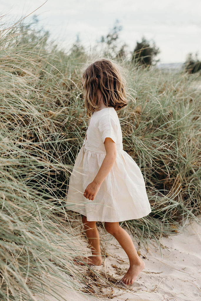 Dakota Dress | Marshmallow