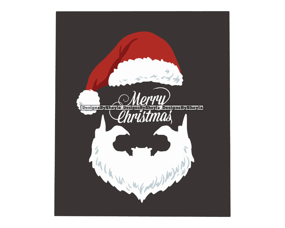 Christmas Quote Clipart Vector