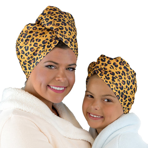 HAIR TOWEL WRAP