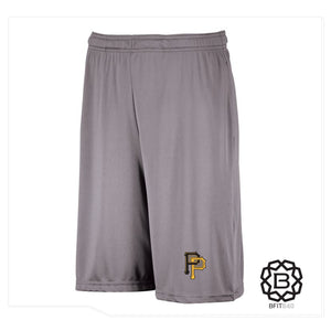 PATTERSON PIRATES PERFORMANCE SHORTS
