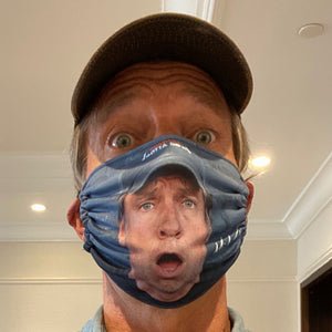 Mike Rowe Face Mask
