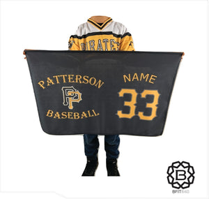 PATTERSON PIRATES RALLY TOWEL