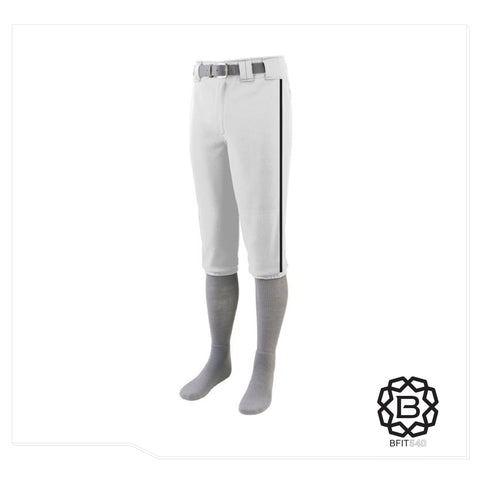 PATTERSON PIRATES KNEE LENGTH BASEBALL PANTS