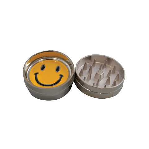 Smiley Face Mini Grinders