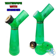 Waterpipe And Grinder