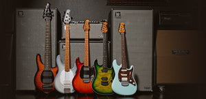 Musicman Guitars & Basses, UK Preferred dealer network