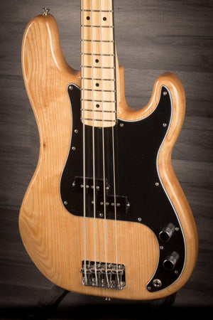 Fender Limited Edition FSR '70s Precision Bass Natural