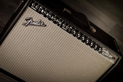 USED - Fender '65 Twin Reverb Guitar Amp Combo